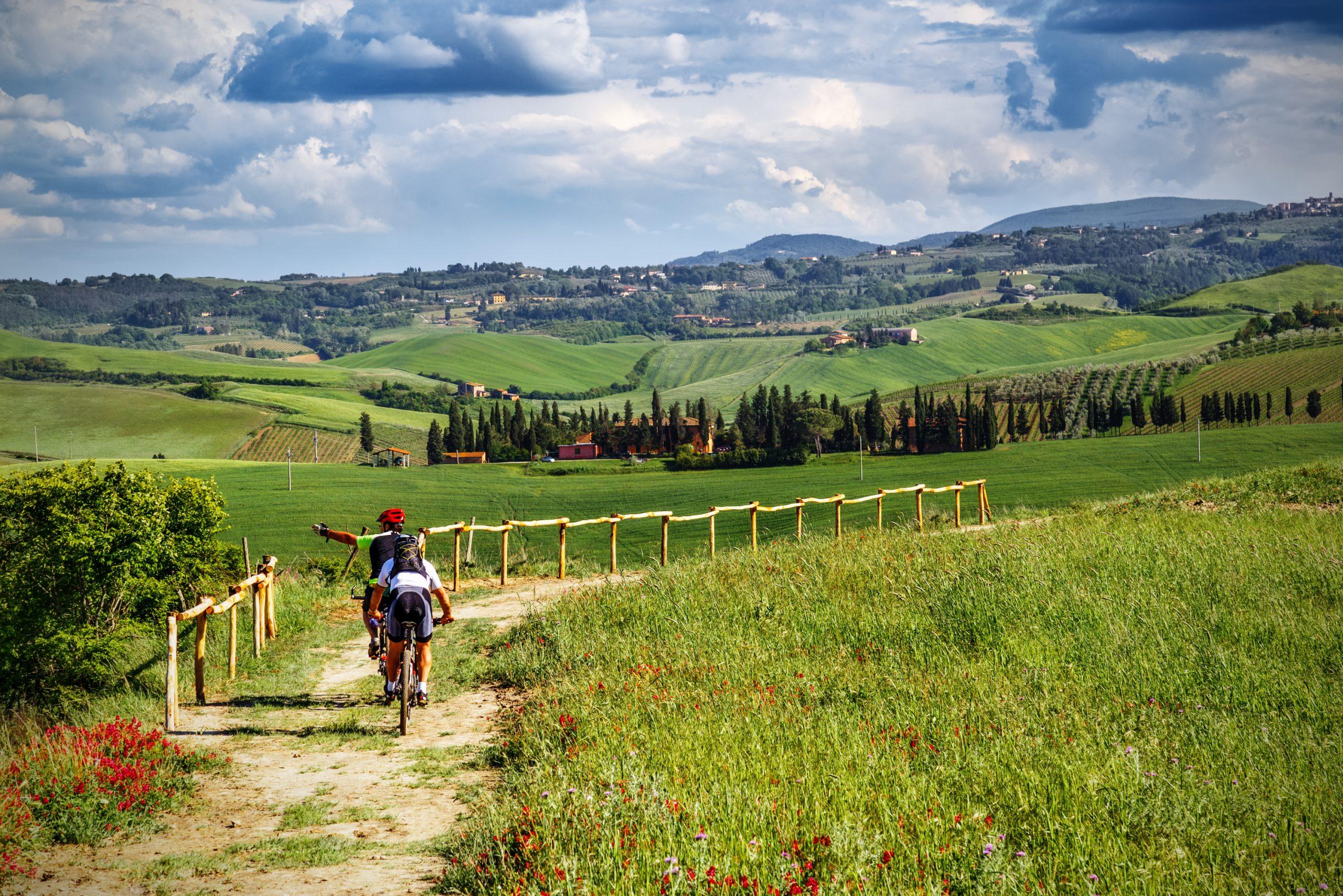 Read more about the article Una vacanza a Siena su due ruote